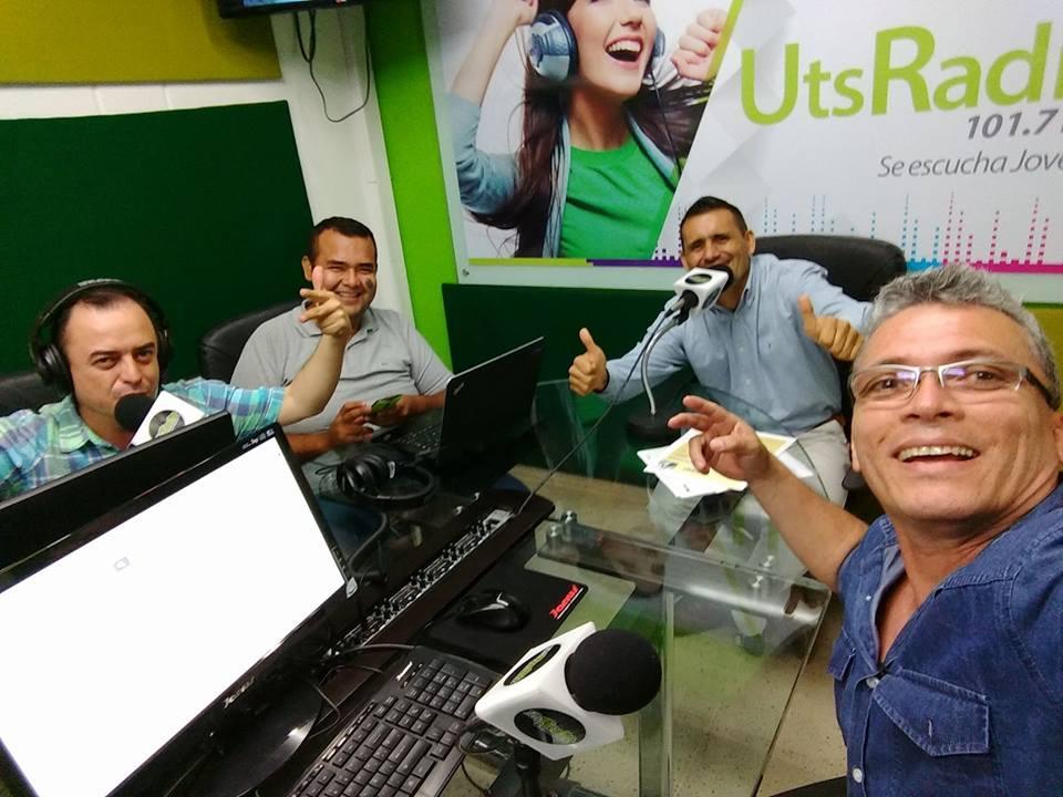 La Chicharra Radio con los artistas vivelab