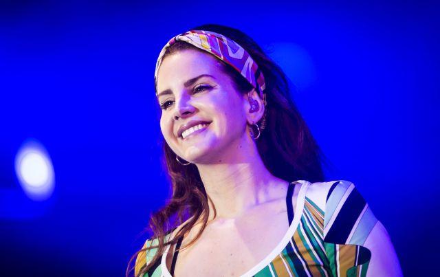 """Lana del Rey presenta un adelanto de su nueva canción """"Change"""""""