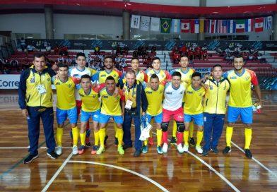 Selección de Futsal de las UTS: plata en Juegos Panamericanos