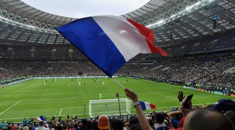 Francia es campeón del mundo en #Rusia2018