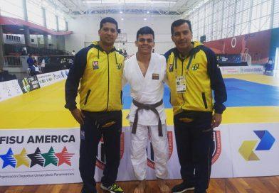 Judoca Uteísta obtiene primera plata para Colombia en Juegos Panamericanos