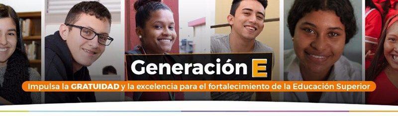 En las UTS educación gratuita con 'Generación E'